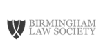 Customer Logos - Birmingham Law Society - Greyscale